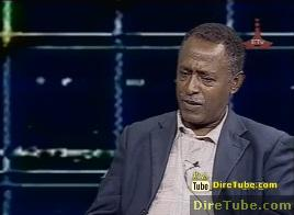 Interview with Artist Tsegaye Deboch - Part 1