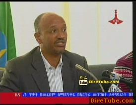 ETV Full Amharic News - Feb 12, 2011