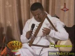 Meet Musician Gizachew Teshome - Part 2