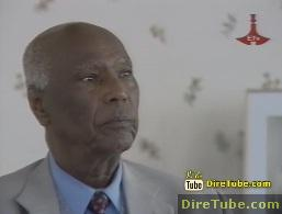 Meet Retired Brigadier General Desta Gemeda