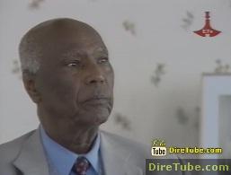 Meet Retired Brigadier General Desta Gemeda