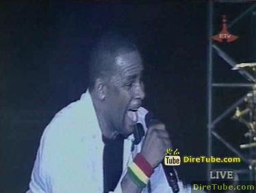 Performing Live in Ethiopia @Sheraton Addis NEW Year EVE 2011 - Part 3