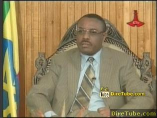 Exclusively with Deputy PM and Foreign Minister Hailemariam Desalegn