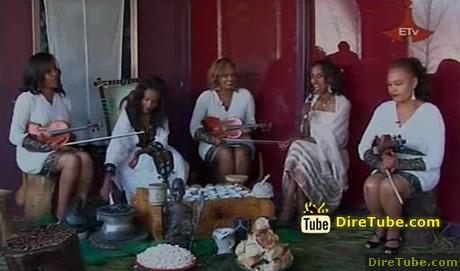 Meet Three Female Ethiopian Violin Players