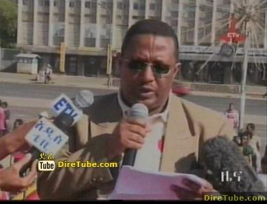 ETV Full Amharic News - Oct 24, 2010