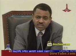 ETV 8PM Full Amharic News - Aug 7,2011