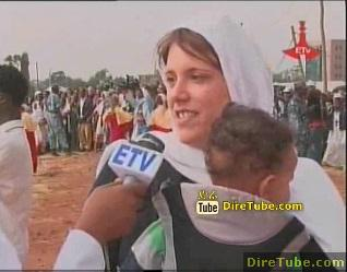 The Tourist and Epiphany in Ethiopia
