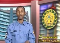 Ethiopian Federal Police News - Jan 25, 2012