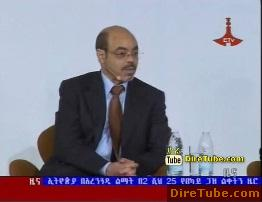 ETV Full Amharic News - Oct 12, 2011