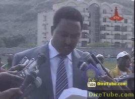 National Police Sport Festival in Dire Dawa