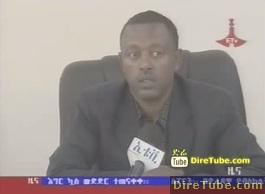 ETV 8PM Full Amharic News - Jun 21,2011