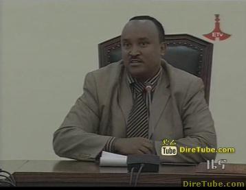 ETV 1PM Full Amharic News - Dec 29, 2010