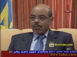 ETV 8PM Full Amharic News - Jul 2,2011