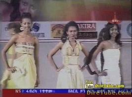 Ethiopian Females Wearing Fashion and Style