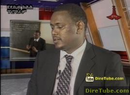 Interview with Ethiopian Ambassador in Japan, Markos Tekle