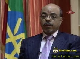 Interview with PM Meles Zenawi on Endegena Documentary