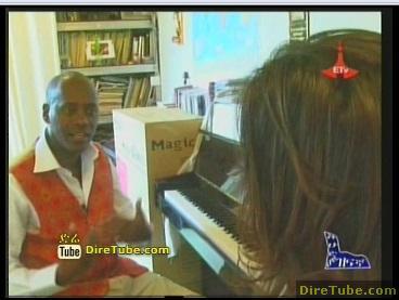 Meet Best Ethiopian Pianist Girma Yeferashewa