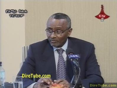Interview with Addisu Legesse - Part 1