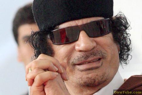 Former Libyan leader Muammar Gaddafi killed in sirte