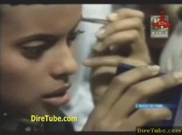 Ethiopian Model on International Media