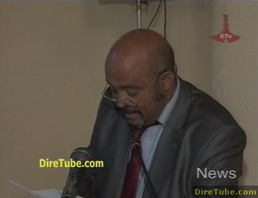 PM Meles Zenawi Appointed Tsegaye Berehe National Security Affairs Advisor