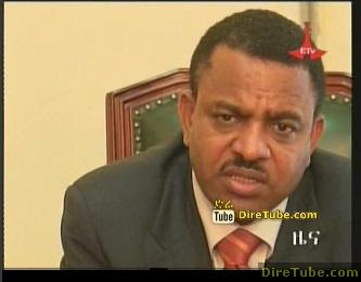 ETV Full Amharic News - Dec 10, 2010