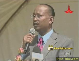 Oromia inaugurates Trade Center