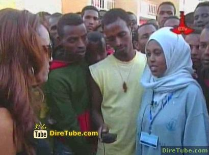 Eritrean Students From Shemelba To Mekele University - Part 2