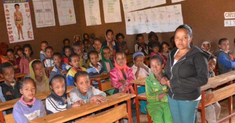Pre-primary Education in Ethiopia