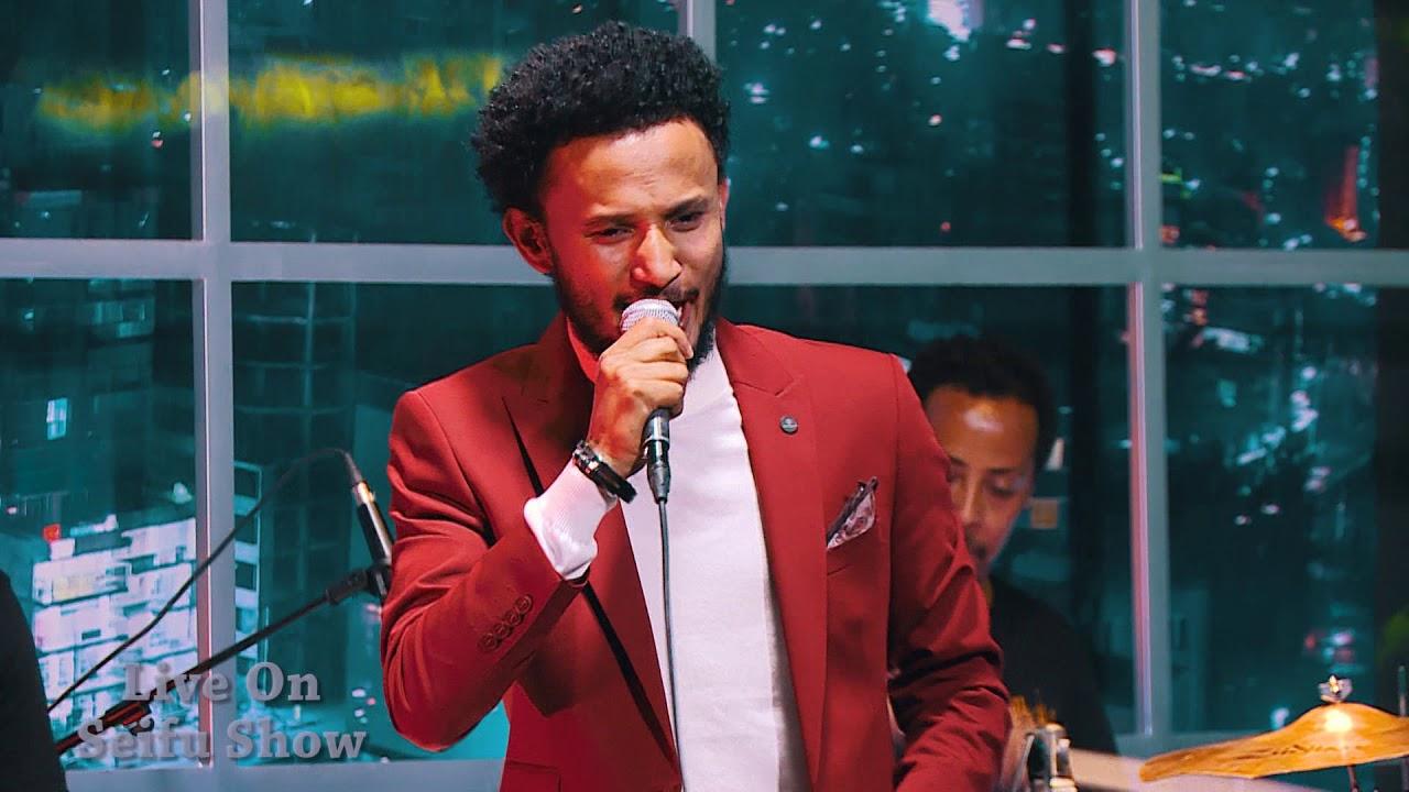 Dawit Tsige Live Performance | Ethiopian Music