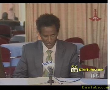 Ethio-Sport - ETV 8PM Sport News - Dec 28, 2010