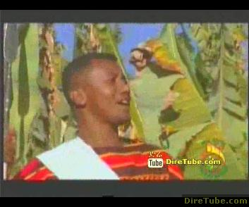 Alemayehu Tsige - Sidama [New Video Clip]