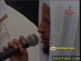 ETV Live! - 1432th Eid Mubarak Celebration from Addis Ababa Stadium - 1