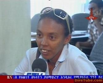 Ethio-Sport - Elvan AbeyLegesse Give 700,000birr for Abay dam