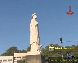 ETV Sunday - The statue in the City of Addis Ababa