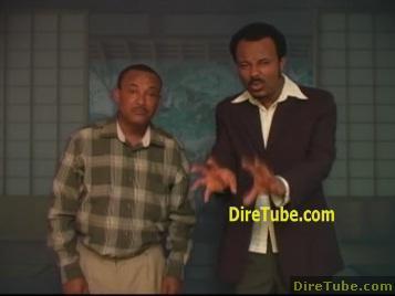 Ethiopian Comedy - The Football Player - Zidan