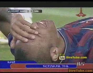 Ethio-Sport - ETV 1PM Sport News - Dec 23, 2010