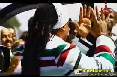 Tadele Robba Tigist Weyeso & Mekiyu Nassir - Kebena [NEW! Video Clip]