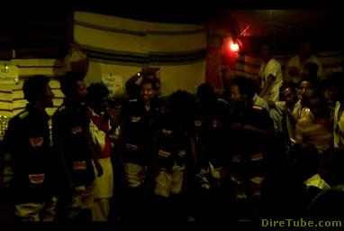 HaHu - Ethiopian Idol dance winner @ Findeka - part 1