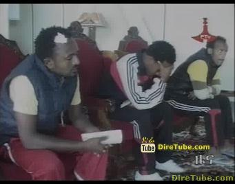 Ethio-Sport - ETV 1PM Sport News - Jan 4, 2010