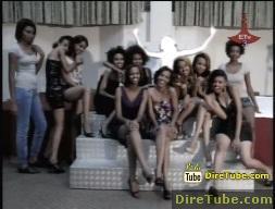 Ethio-Fashion - Ethiopian Next Top Model this Week Selection
