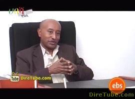 Habesha Weekly - 5/5 Interview with Artist Fikadu T/Mariam