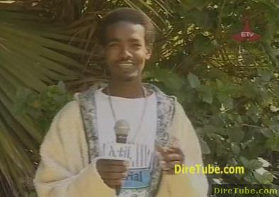 Ethiopian Talent - Meet Young Comedian Biniam