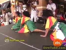 EBS Live - Ethiopian Traditional Dance Live! @ Silver Spring, Maryland