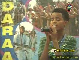 Daddaraaroo - Oromia TV Talent Show