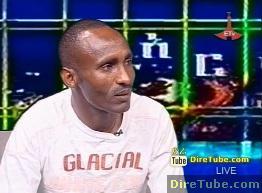 Arhibu - Interview with Athlete Assefa Mesgebu - Part 1