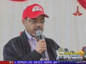 Ethiopian News - Fincha Mertinesh Electric Power Inauguration