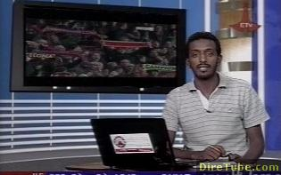 Ethio-Sport - ETV 8PM Sport News - March 30, 2011