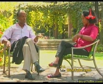 ETV Program - Hibret Teret with Comedian Dereje Haile - Part 1