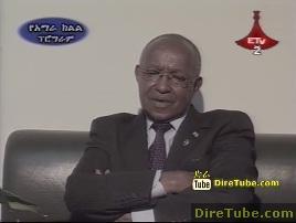 ETV Amhara Program - Interview with Eyesus Worku